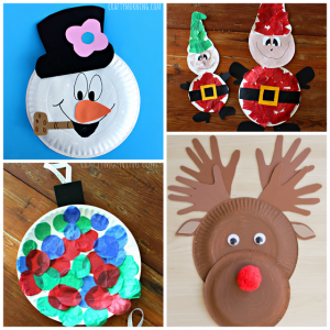 Paper-plate-christmas-crafts-for-kids